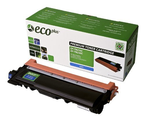 Brother Reman Printer TN210C ECOPLUS REMAN TONER CARTRIDGE (CYAN) For 9320CW (TN210C, TN230C) - by Non-OEM
