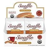 Swoffle - Original Caramel Stroopwafel Cookies (16 x 1.16oz)