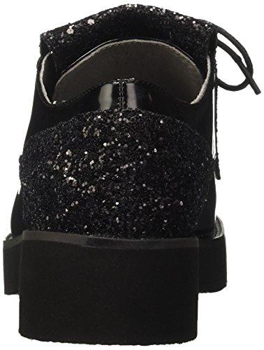 Vestir Cafènoir De Zapato Negro Lec945 Mujer qvygfRw1Z