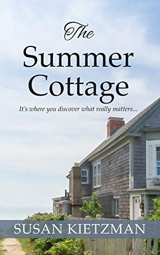 The Summer Cottage (Kennebec Large Print Superior Collection) (Collection Cottage Summer)