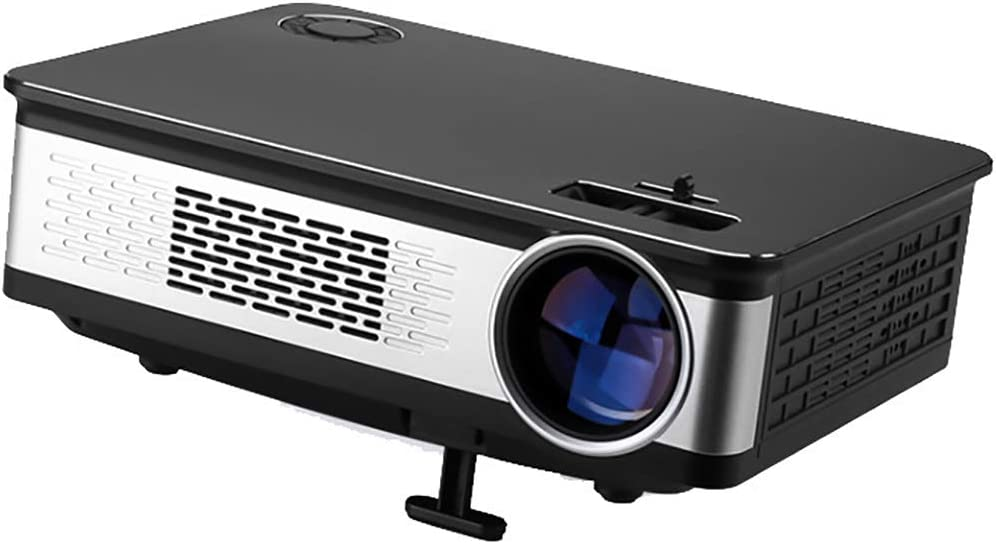 ZUKN Proyector Multimedia Full HD 3 Color 3000 Lumen Home ...