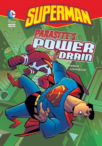 Superman Parasite >> Parasite S Power Drain Superman