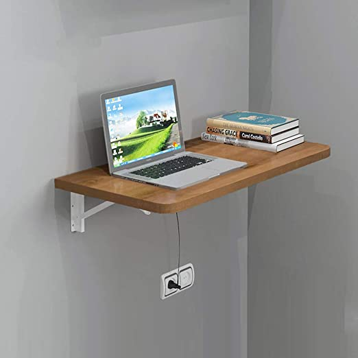 Mesa Plegable De Pared, Escritorio De Pared Tablero De Mesa De ...