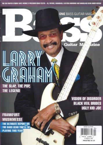 (Bass Guitar Magazine (Issue 92) (June 2013 (Larry Graham Cover)))