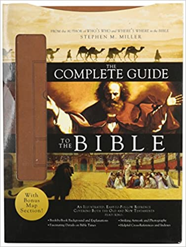 NEW Complete Guide To The Bible: The Bestselling Illustrated Scripture Reference With Bonus Map Section. Proven gente might trabajo liquidos disenar