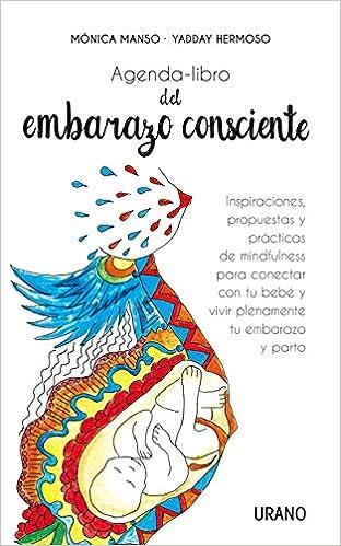 Agenda-libro del embarazo consciente Crecimiento personal ...