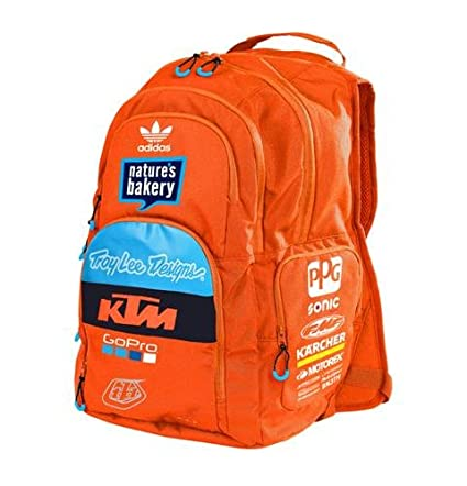725d493eae73 Amazon.com  KTM 2018 TLD TEAM BACKPACK UPW1879100  Automotive