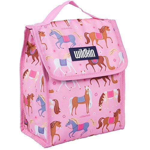 Wildkin Lunch Bag, Horses