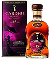 Cardhu 15 Años Whisky Escocés