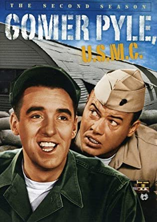 Amazon Com Gomer Pyle U S M C Season 2 Jim Nabors Frank Sutton