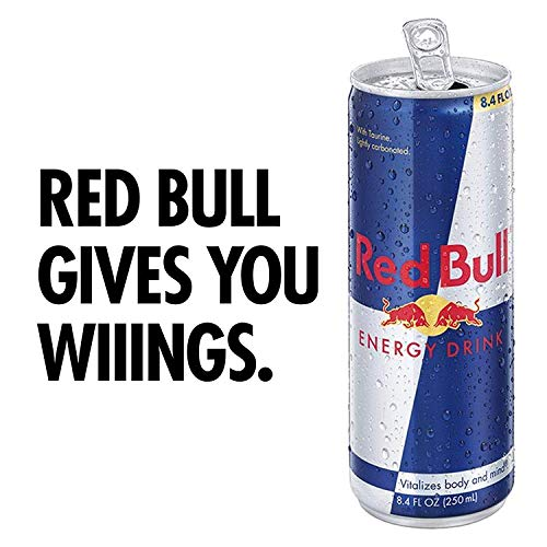 Red Bull Energy Drink, Peach-Nectarine, 24 Pack of 12 Fl Oz, Peach Edition by Red Bull (Image #4)