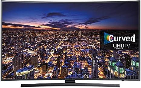 Samsung UE65JU6500 - TV Led 65 Curvo Ue65Ju6500 Uhd 4K, Wi-Fi Y Smart TV: Amazon.es: Electrónica