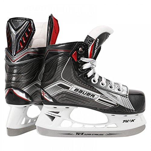そこトランスミッションガード' Bauer Vapor x900 Youth Ice Hockey Skates、9.0 D '