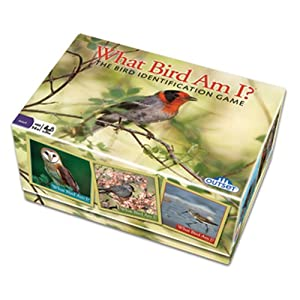 "Bird Trivia Game ""What Bird Am I?"" - The Ultimate Educational Bird Trivia Card Game Featuring Over 300 Bird Photo Cards - Proudly Made in the USA - 51IfP5HtXuL - Bird Trivia Game ""What Bird Am I?"" – The Ultimate Educational Trivia Card Game Featuring Over 300 Cards"