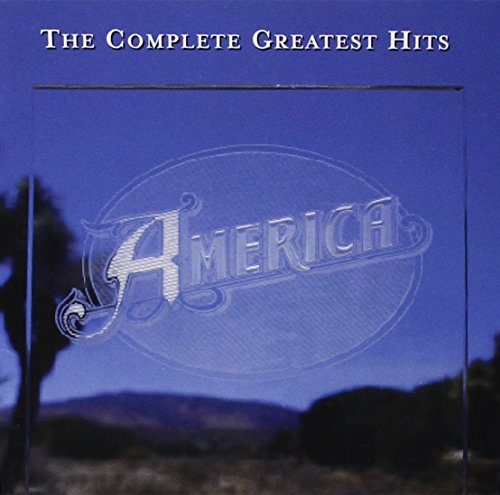 CD : America - The Complete Greatest Hits (CD)