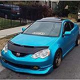 Cobra Auto Accessories Car Bonnet Mask Hood Bra Fits Acura RSX Honda Integra 02 03 04 05 06 DC5