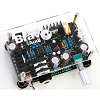 Bravo Audio S1 Solid State Headphone Amplifier