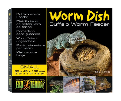 Product image of Exo Terra Worm Dish, Small