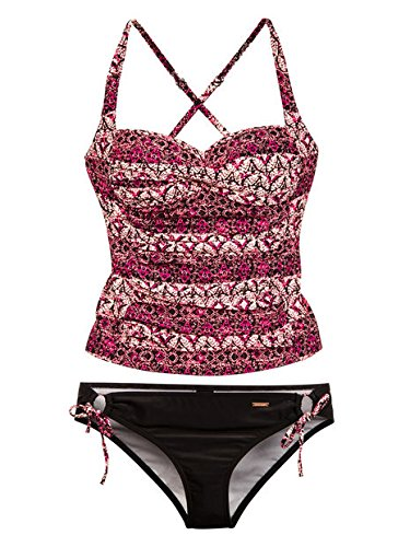 Protest FEMME DCUP tankini Pine
