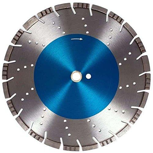 Image of All Purpose Diamond Saw Blades for Concrete, Asphalt, and Granite - 16' Diameter 1' Arbor Home Improvements