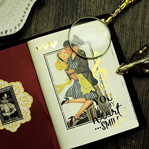 - 58pcs/Pack Retro Sexy Beauty in World War II/European Characters Decorative Sticker DIY Scrapbooking Diary Album Sticker