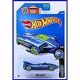 Hot Wheels, 2016 X-Raycers, Speed Slayer [Blue] Die-Cast Vehicle #4/10 by Mattel