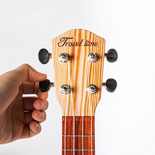 17 Inch Guitar Ukulele Toy For Kids ,Guitar Children Educational Learn Guitar Ukulele With the Picks and Strap Can Play Musical Instruments Toys (17 Inch) - Image 6