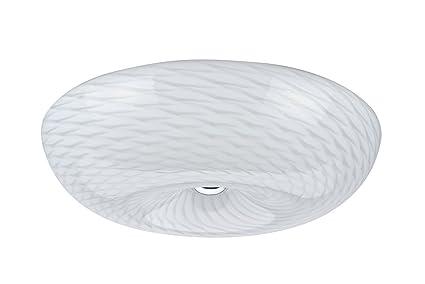 Amazon.com: Aspen Creative 63001L LED Large Flush Mount Ceiling ...