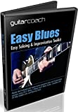 Learn To Play Guitar Blues Volume 1: Blues Soloing & Improvisation Toolkit - Master The Fretboard & Create Awesome Solos & Improvisation Sessions - Includes 20 Fully Tabbed Licks & Backing Track