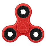#2: Alptoy The Anti-Anxiety 360 Spinner Helps Focusing Fidget Toys [3D Figit] Premium Quality EDC Focus Toy for Kids & Adults-Red