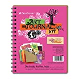 Artterro AJK-CP52 Art Journal Kit (Hot Pink)