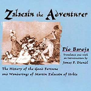 Zalacain the Adventurer Audiobook