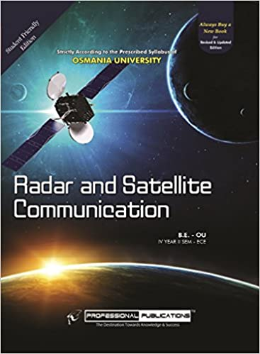 Buy Radar and Satellite Communication Book Online at Low
