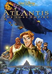 From the creative team who brought you THE LION KING and BEAUTY AND THE BEAST comes an exciting quest of adventure and discovery. Join the expedition and search below the sea for one of the greatest mysteries of all time ... ATLANTIS: THE LOS...