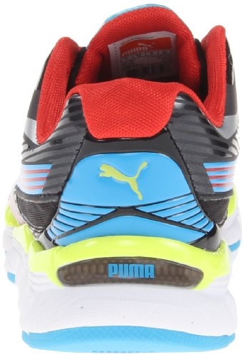 Blue Black Kid Big High Jr Red Risk Little Puma Walleri Fluorescent Training Kid Shoe 8qO0Yw