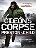 Front cover for the book Gideon's Corpse by Douglas Preston