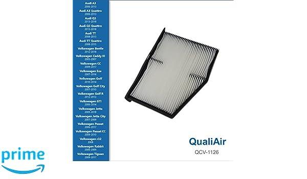 TYC Cabin Air Filter for 2006-2014 Volkswagen GTI  oc