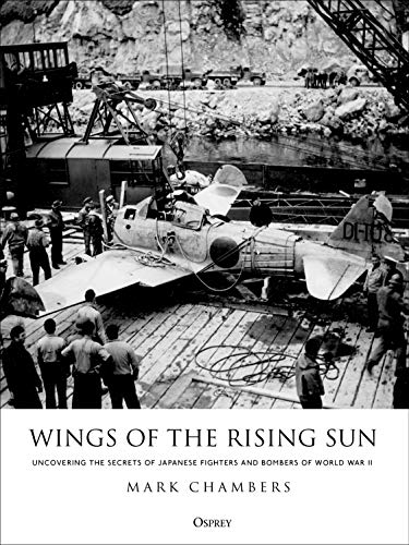 Wings of the Rising Sun: Uncovering the Secrets of Japanese Fighters and Bombers of World War II (Japanese Zero Fighter)
