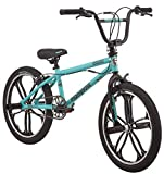 Mongoose 20' Craze Girls' Freestyle Bike, Mint