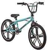Mongoose 20' Craze Girls' Freestyle Bike, Mint