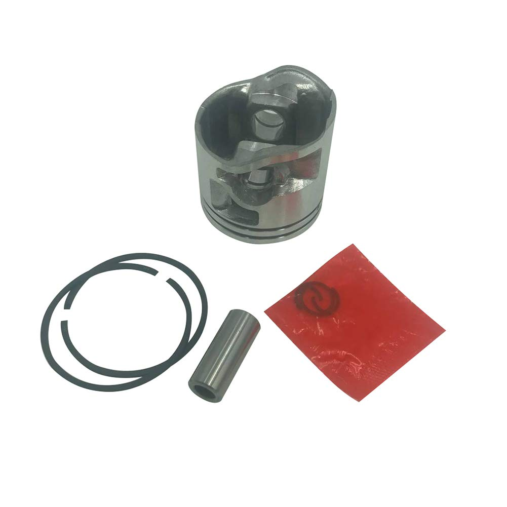 Majome Meteor Piston Kit for Stihl MS211 MS211C 575XP 40mm with Rings 1139 030 2001
