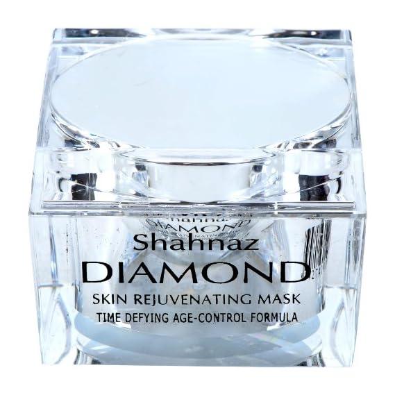 Shahnaz Husain's Vedic Solutions Diamond Plus Skin Rejuvenating Mask, 50g