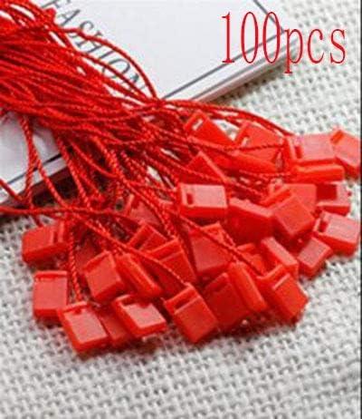 KMDSM 100人の衣類のラベルの服は着て片手ロープ吊りタブレットプラスチックスクエアバックルタグロープポリエステルでロープをランヤード (Color : C)