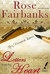 Letters from the Heart: A Pride and Prejudice Novella Variation (Jane Austen Reimaginings Book 1)