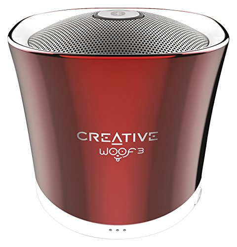 Creative Bluetooth Wireless Speaker Rouge