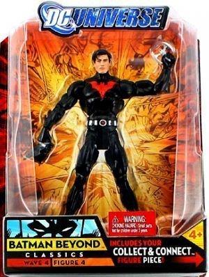 DC Universe Classics Wave 4 Action Figure Batman Beyond Unmasked Variant