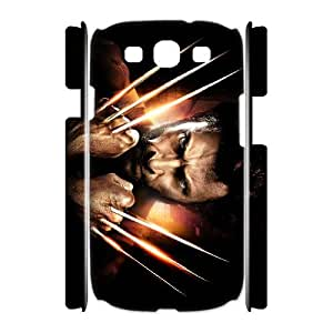 C-EUR X Men Customized Hard 3D Case For Samsung Galaxy S3 I9300