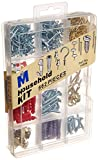 Midwest Fastener 14994 Household Assortment Kit, 662 Piece