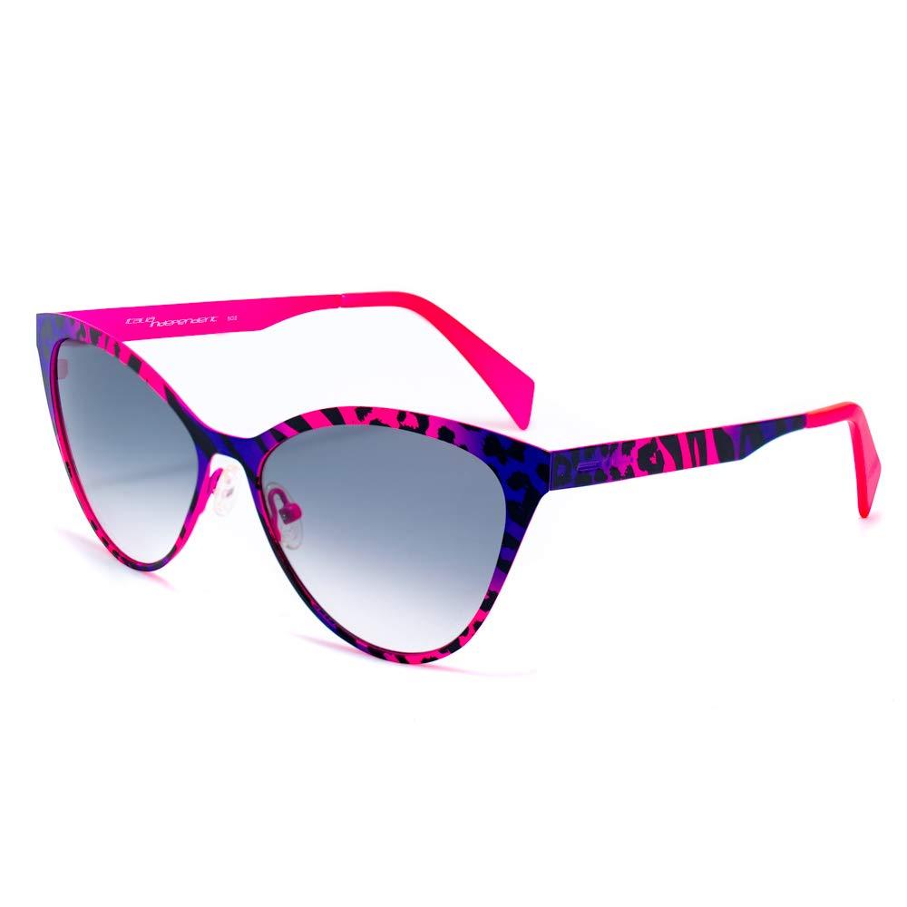 italia independent 0022A-ZEB-013 Gafas de sol, Rosa, 55 para ...