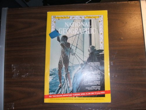 National Geographic Magazine, April 1969 (Vol. 135, No. -